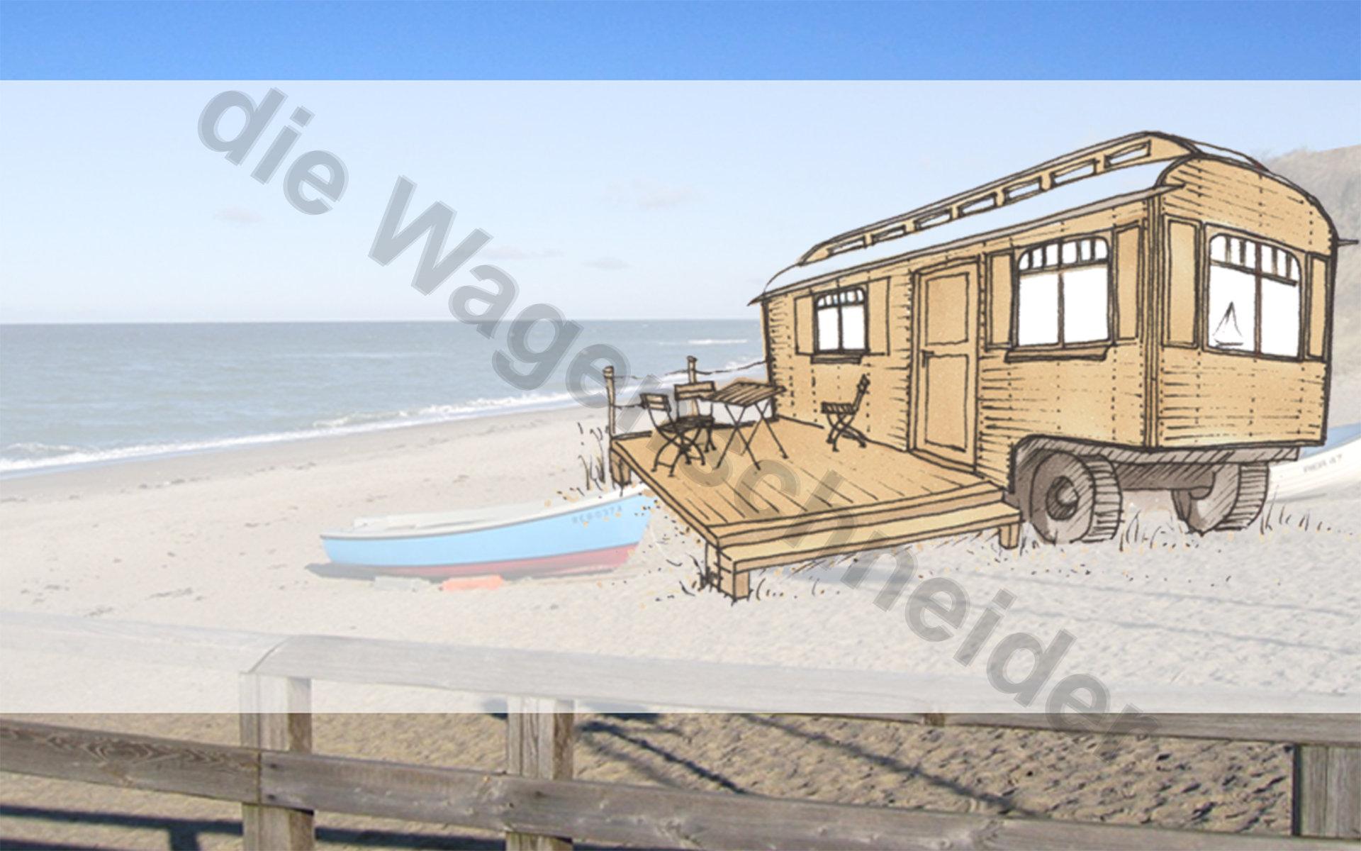Mobiles ferienhaus oder pension zum beispiel dort wo man for Mobiles ferienhaus