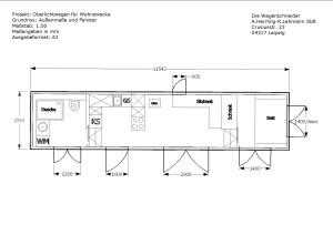 zwei zimmer k che bad die wagenschneider. Black Bedroom Furniture Sets. Home Design Ideas